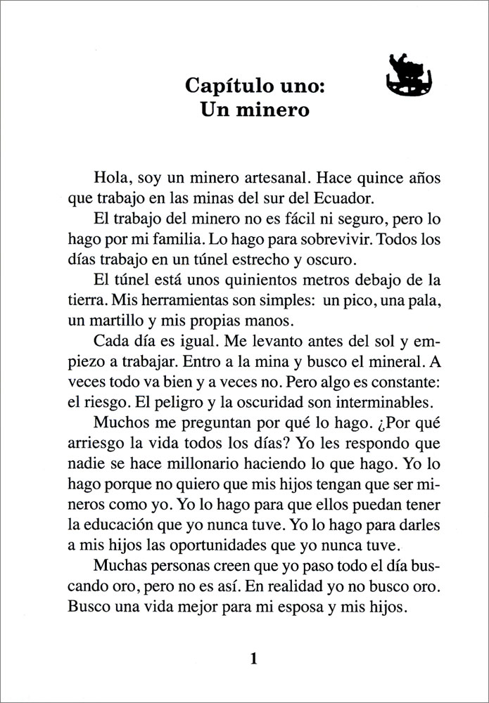 Todo Lo Que Brilla Spanish Level 3 Reader Spanish Teacher S Discovery