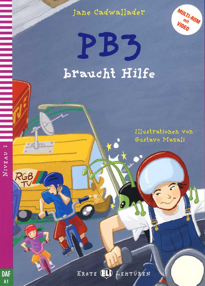 PB3 braucht Hilfe German Level 1 Reader