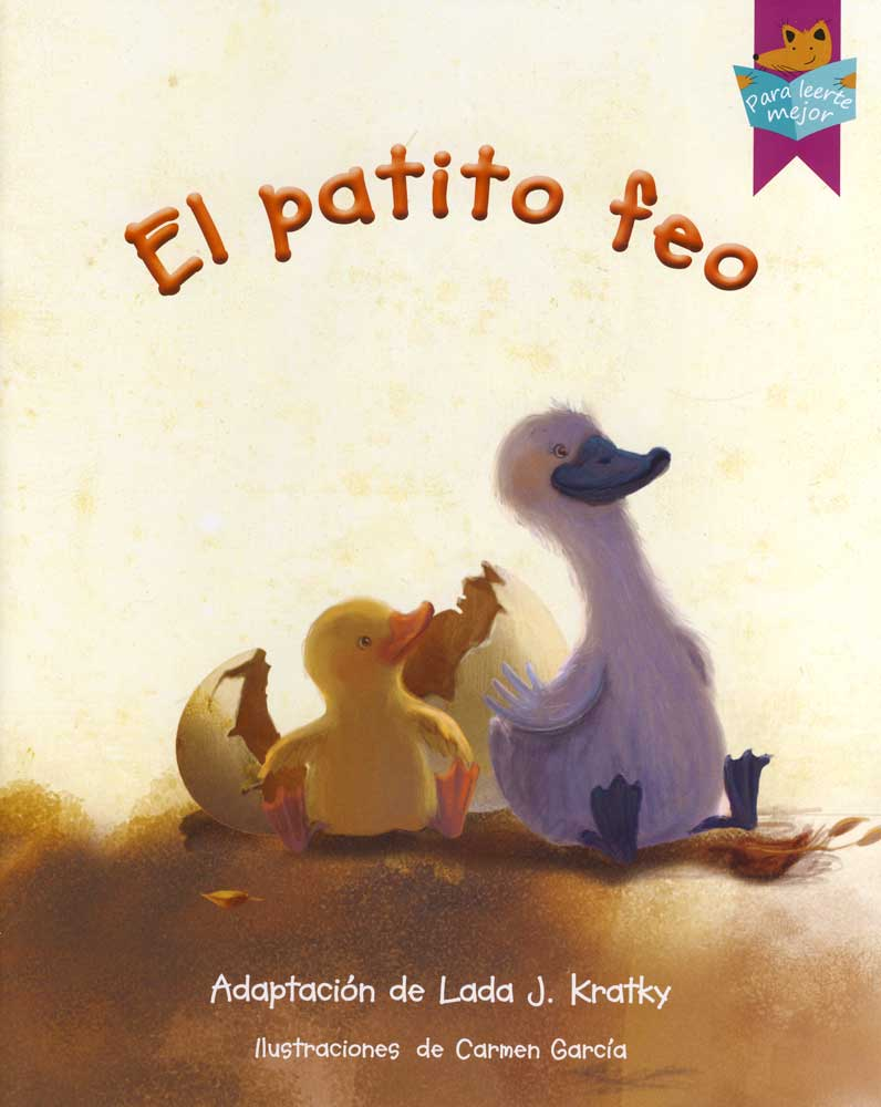 El patito feo Spanish Storybook