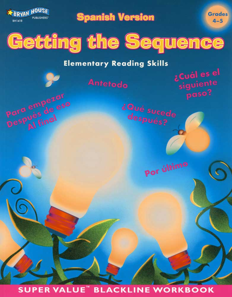 Getting the Sequence Spanish Version Book