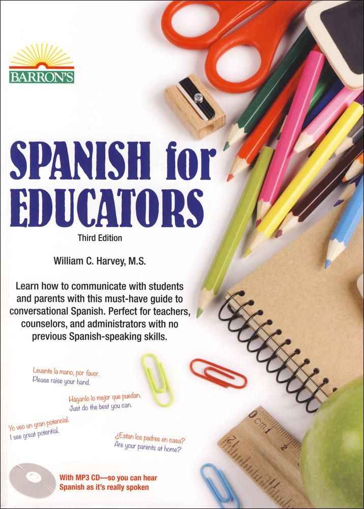 Spanish for Educators Book