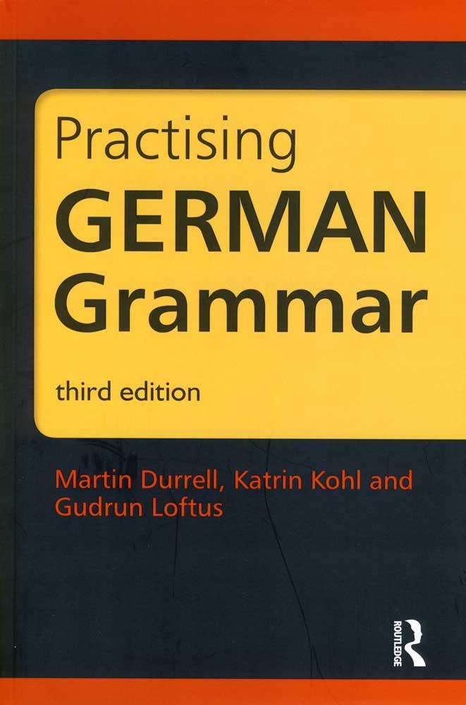 Practising German Grammar Book