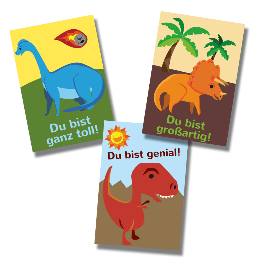 Seinosaurus German Stickers (60)