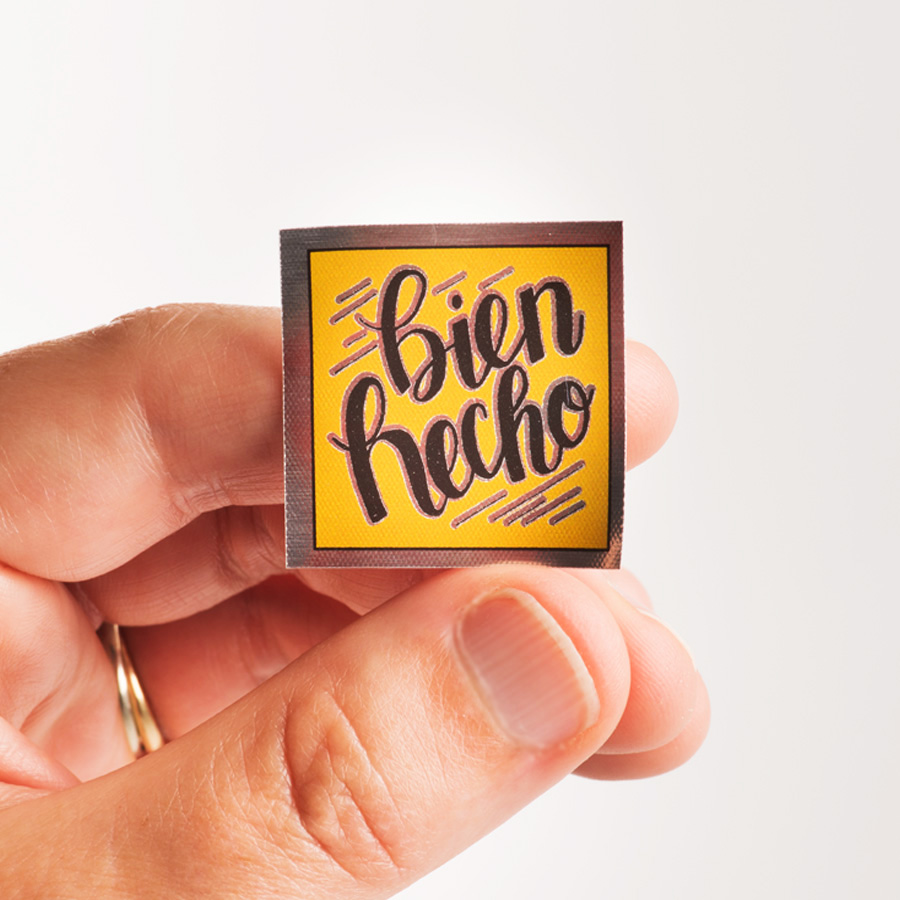 Hand-Lettered Spanish Stickers (100)
