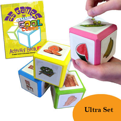 Ultra Set! Erasable Cool Cube™