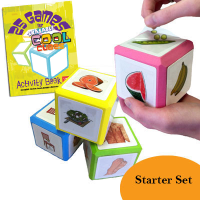 Starter Set! Erasable Cool Cubes™