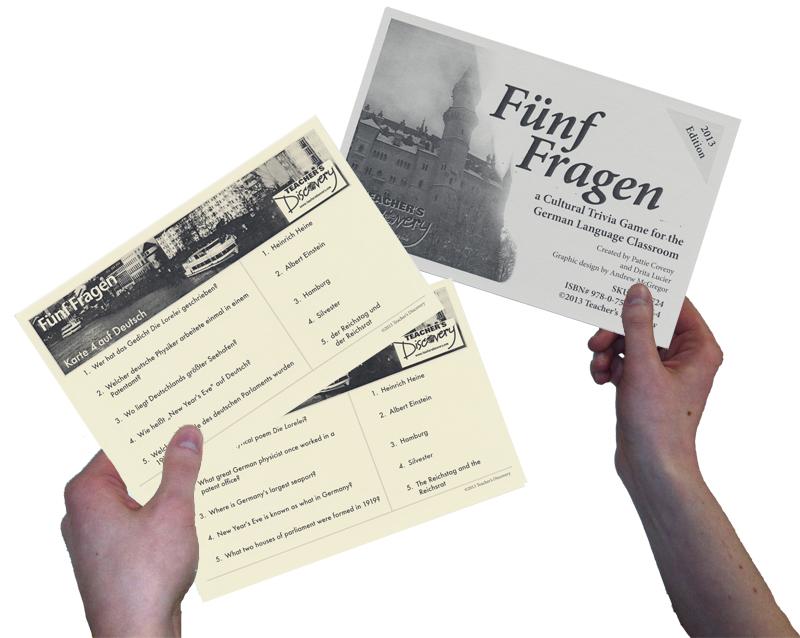 Fünf Fragen - Quick German Culture Trivia Game