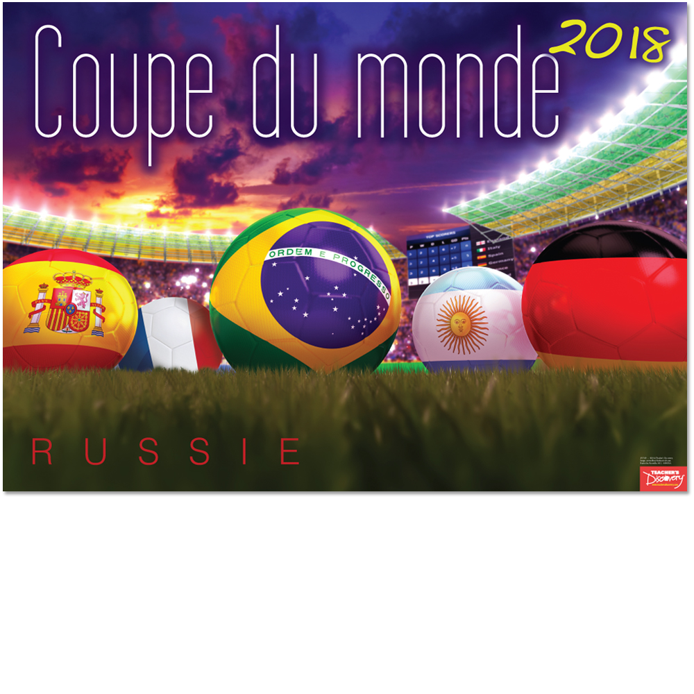 World Cup French Poster