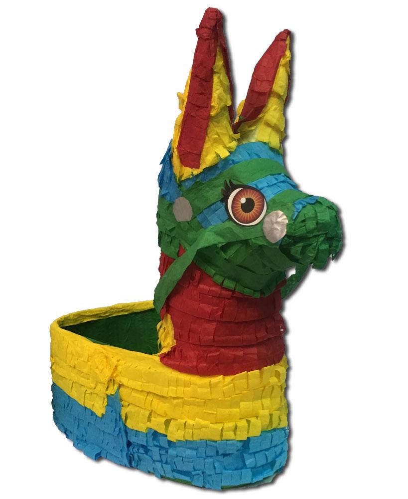Burro Pinata Basket