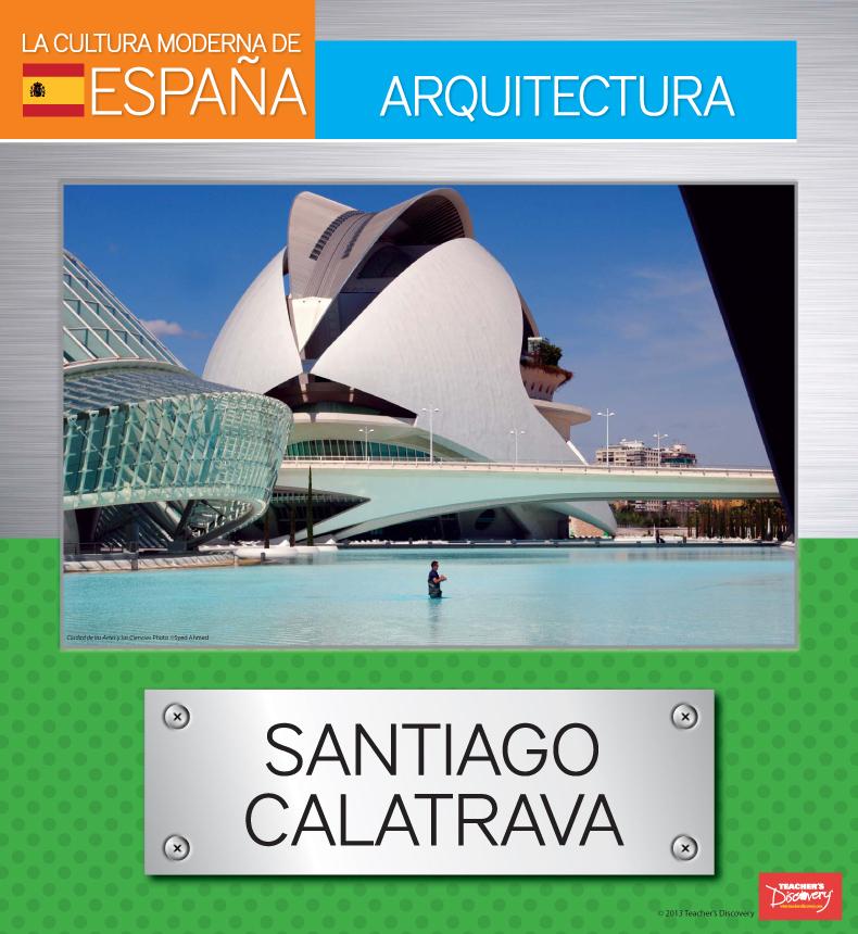 La cultura moderna de España Bulletin Board
