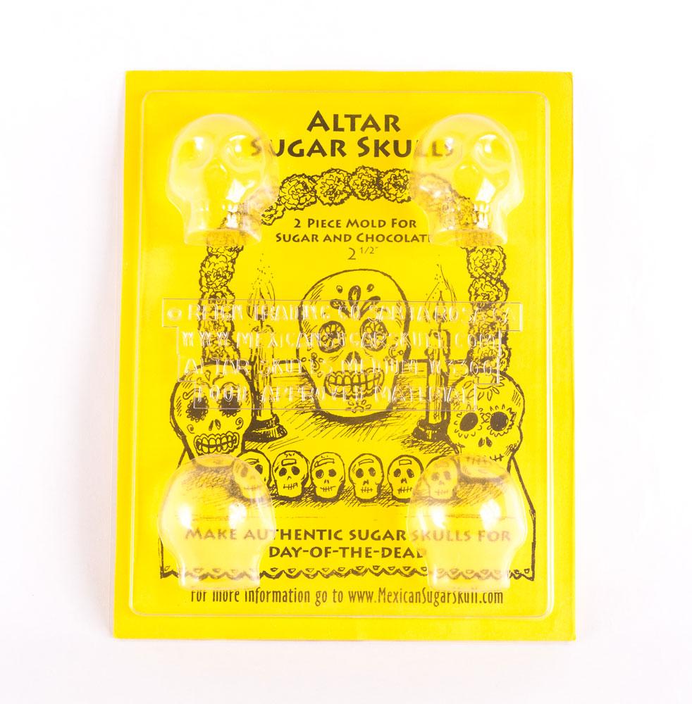 Altar Sugar Skull Mold
