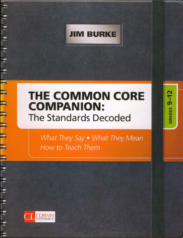 The Common Core Companion: The Standards Decoded Book - Grades 9-12