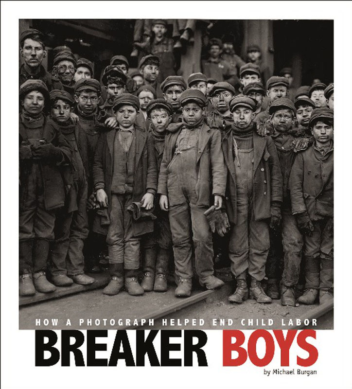 Breaker Boys Book
