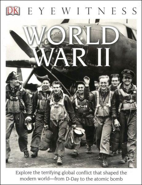 Eyewitness: World War II Paperback