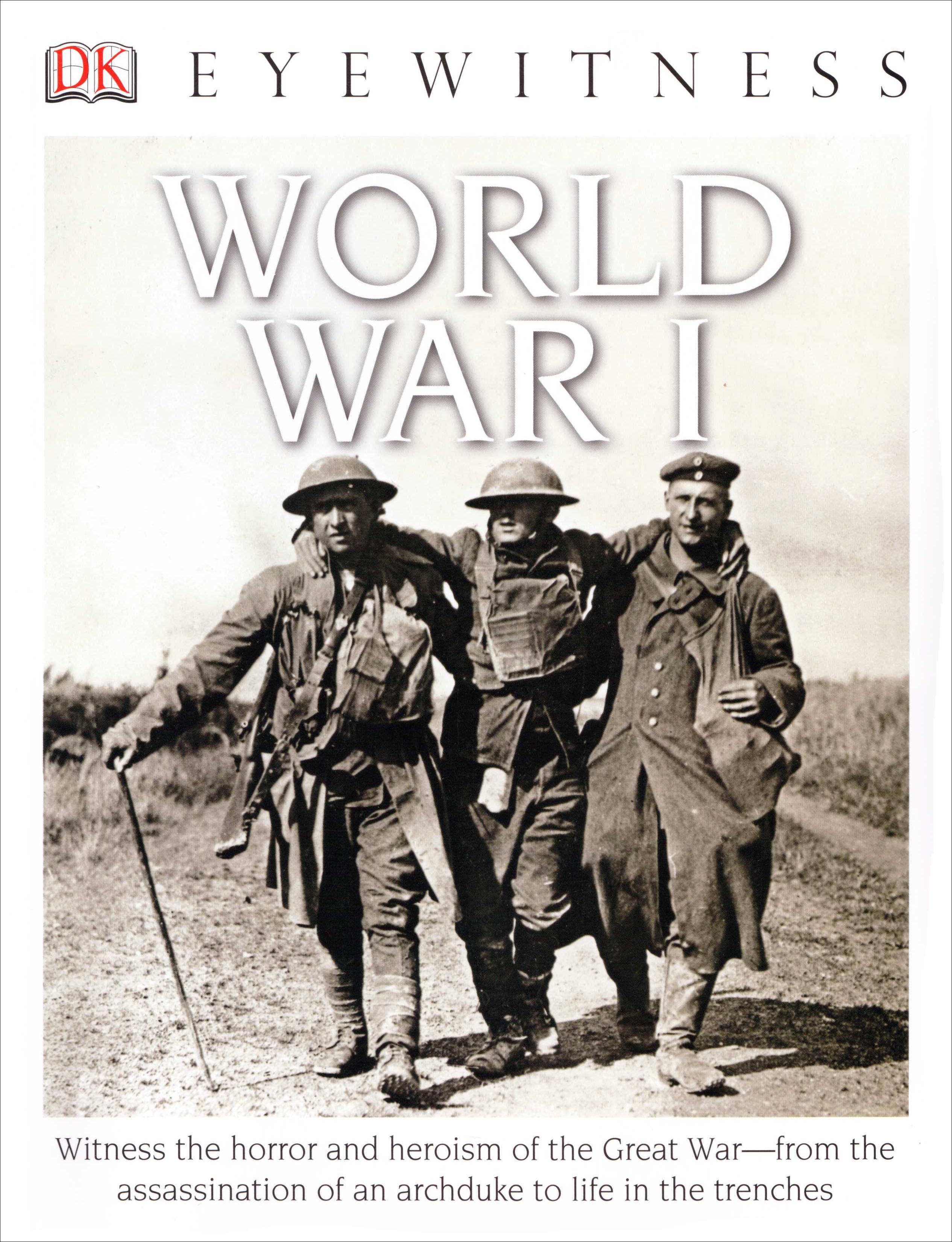 Eyewitness: World War I Paperback