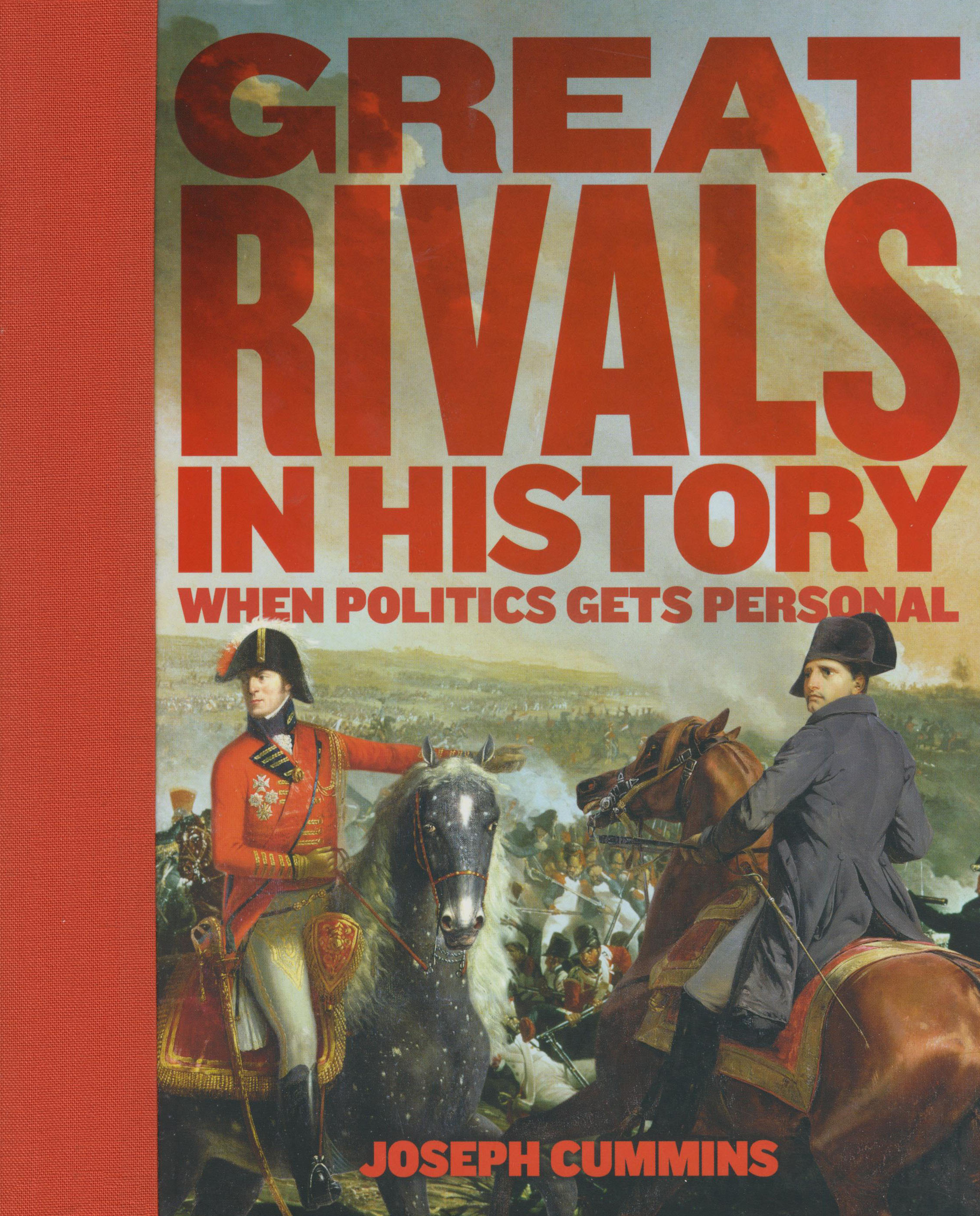Great Rivals in History Book