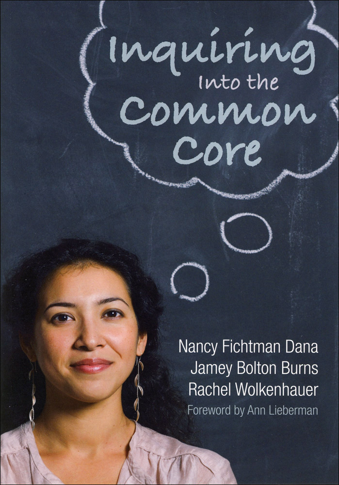 Inquiring into the Common Core Book