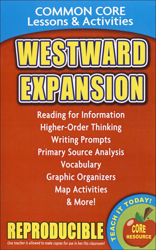 Westward Expansion Book