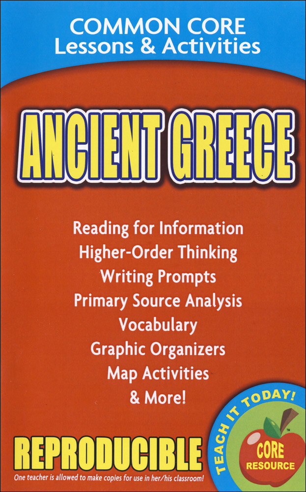 Ancient Greece Book
