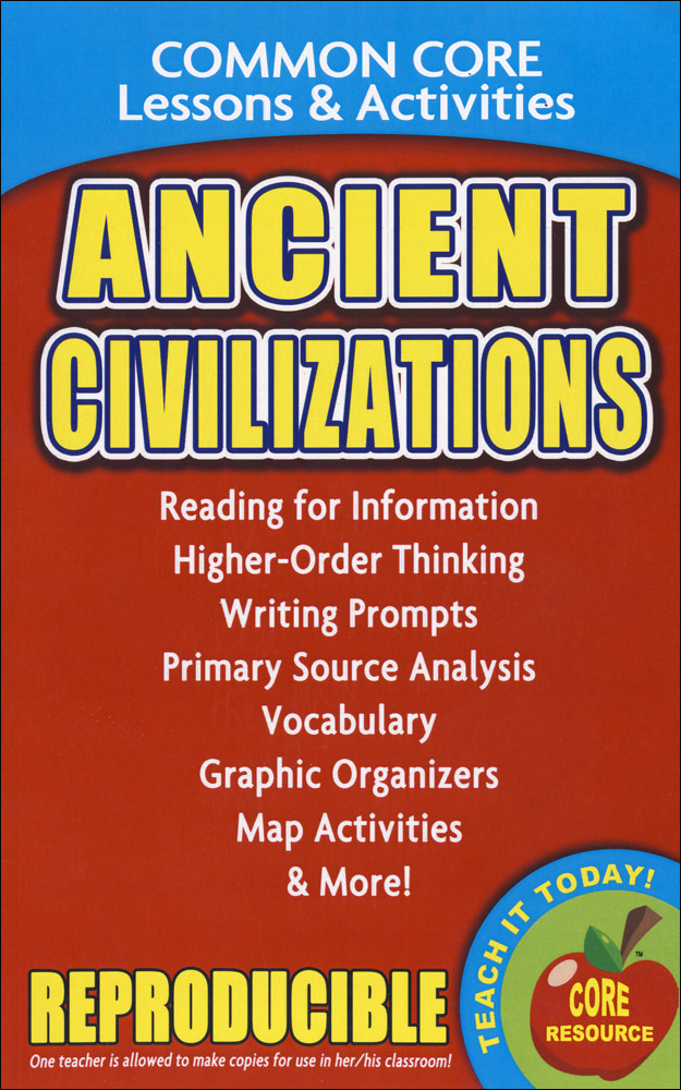 Ancient Civilizations Book