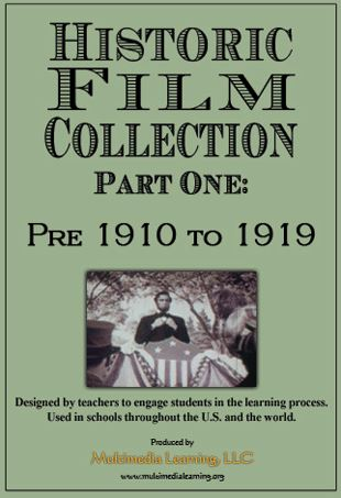 Historic Film Collection Part 1: Pre 1910-1919
