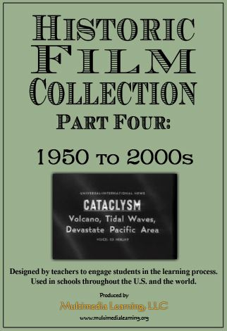 Historic Film Collection Part 4: Pre 1950-2000s