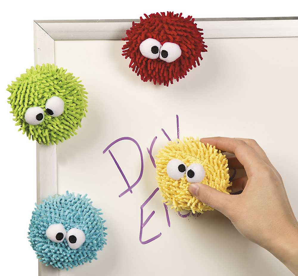Google Eye Dry-Erase Board Eraser
