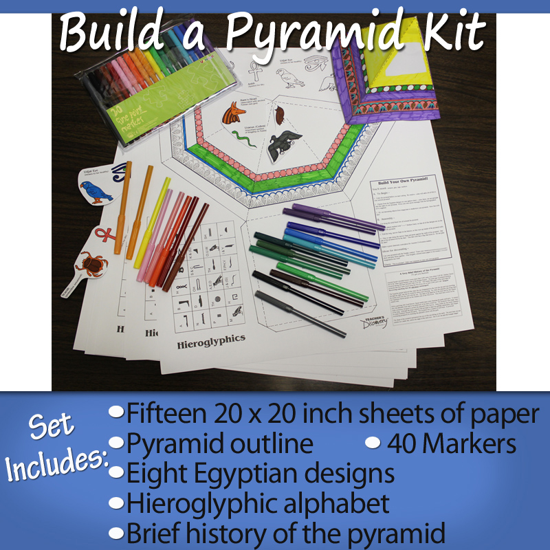 Build a Pyramid Kit