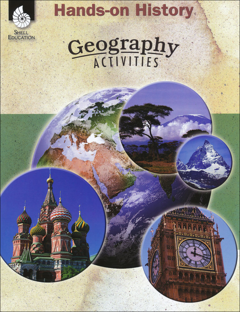 Geography Hands On History Book