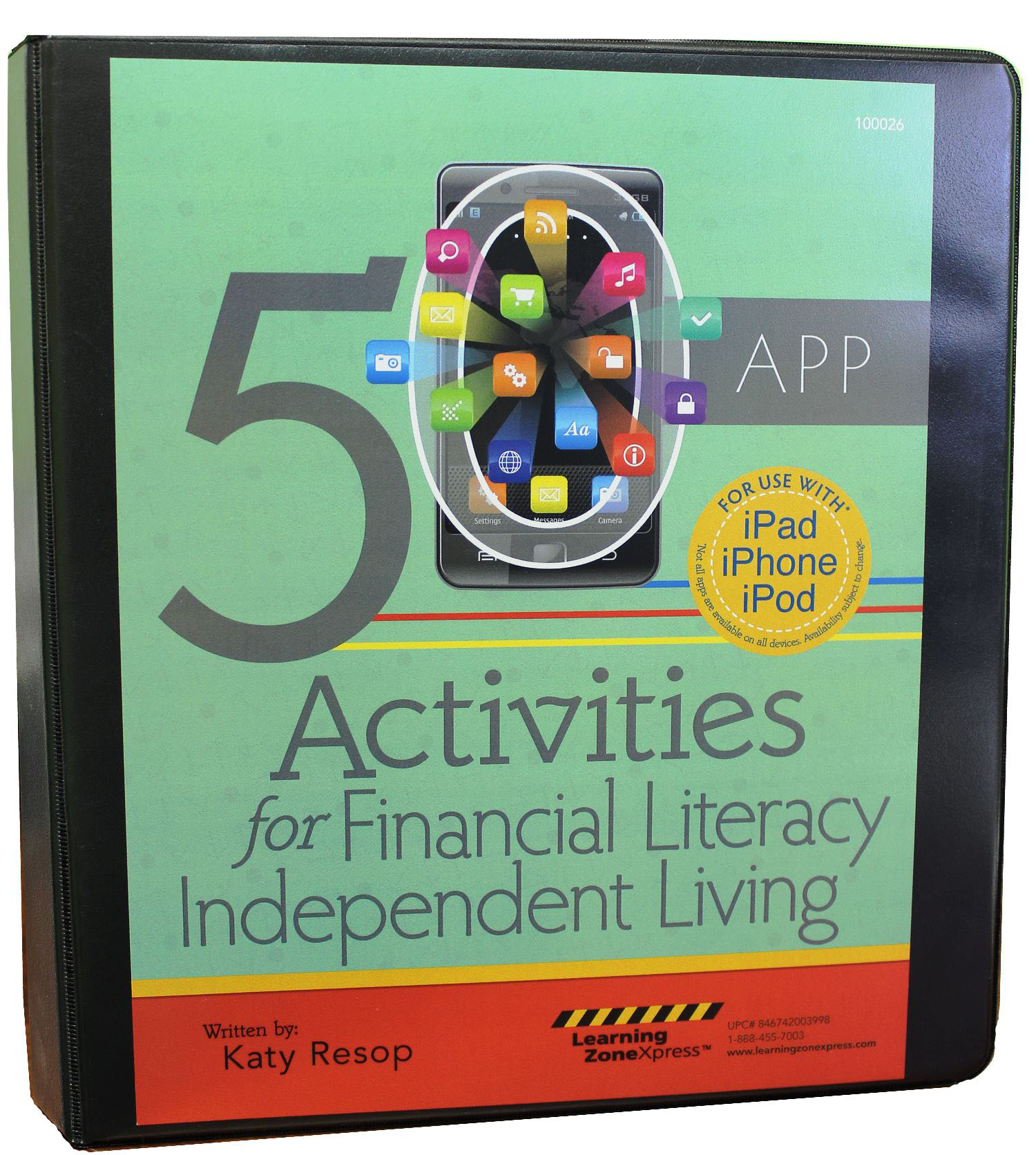 50 App Activities for Financial Literacy and Independent Living ~ DOWNLOAD