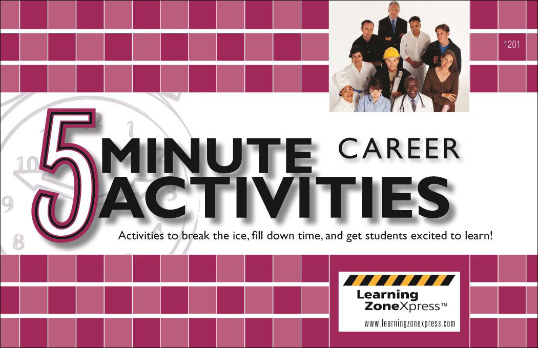 5 Minute Career Activities Book Download
