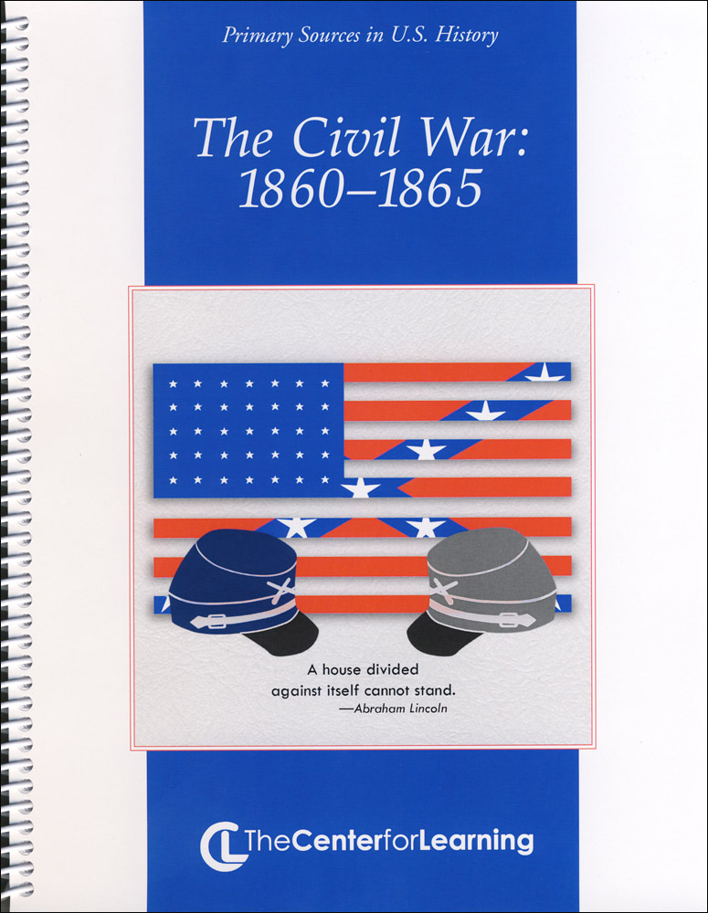 The Civil War: 1860-1865 Book