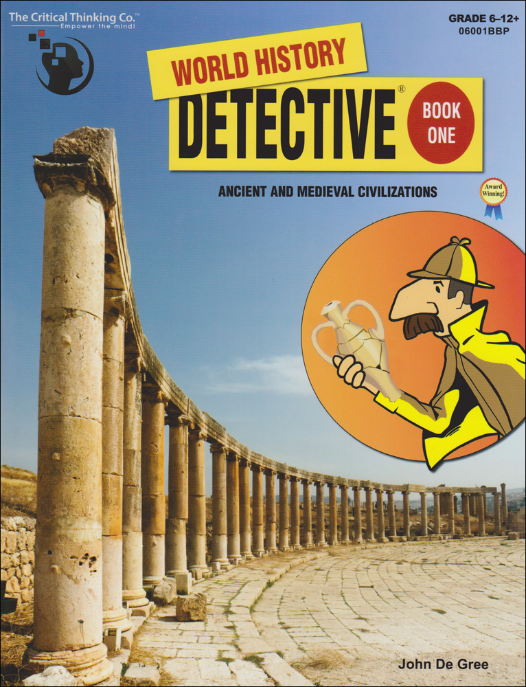 World History Detective Lesson Book