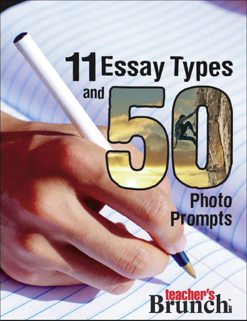 11 Essay Types and 50 Photo Prompts Book
