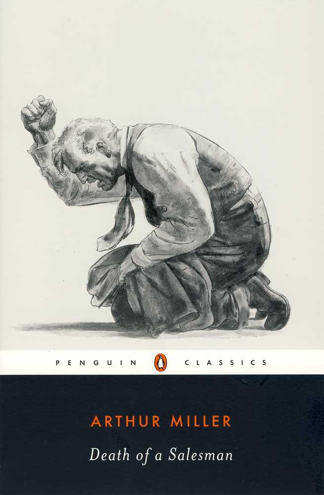 Death of a Salesman Paperback Book (NP)