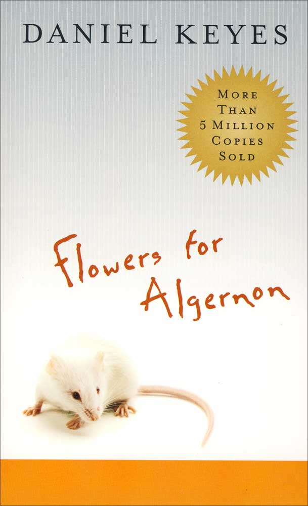 Flowers For Algernon Paperback Book (910L)