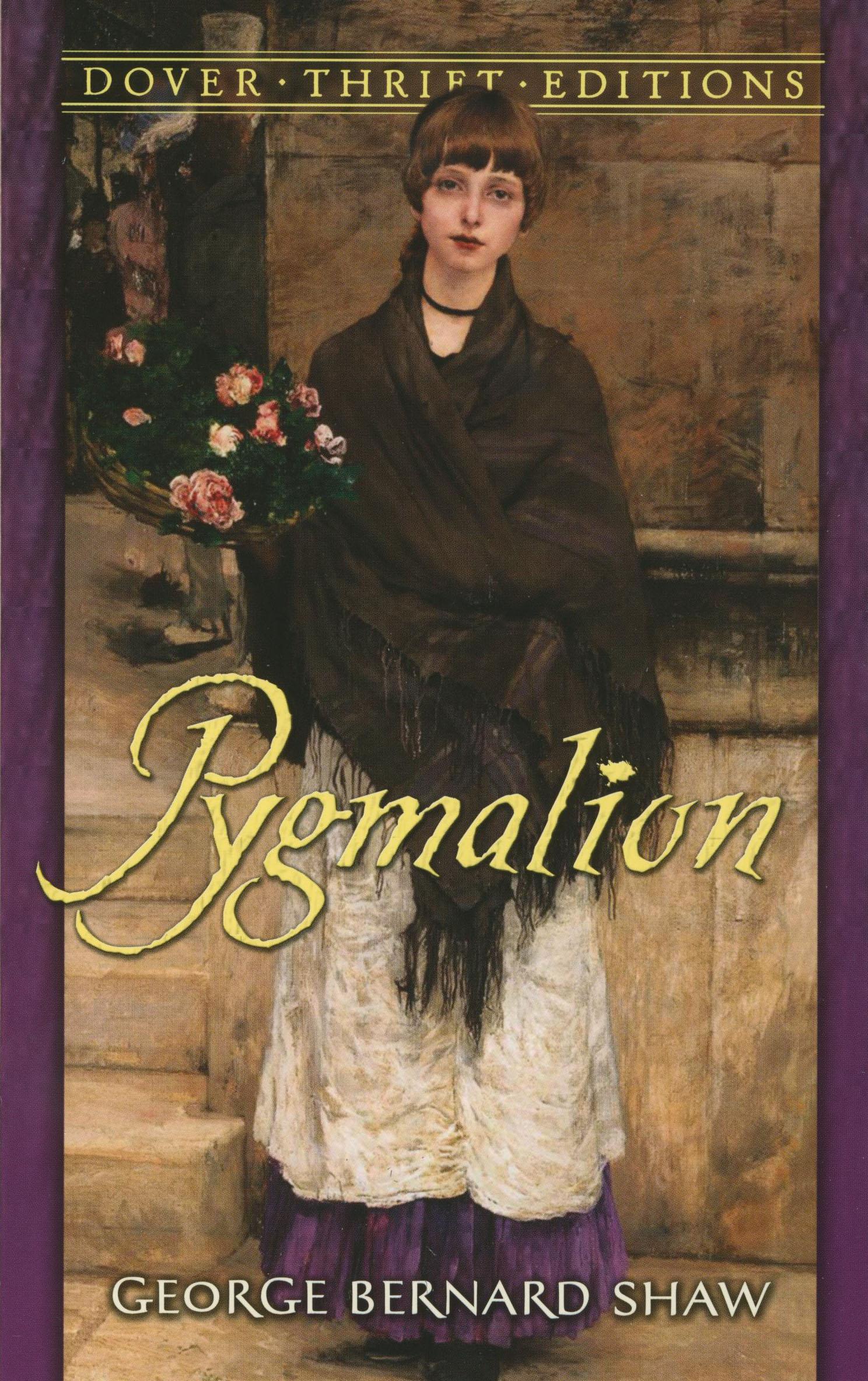 Pygmalion Paperback Book (1340L)