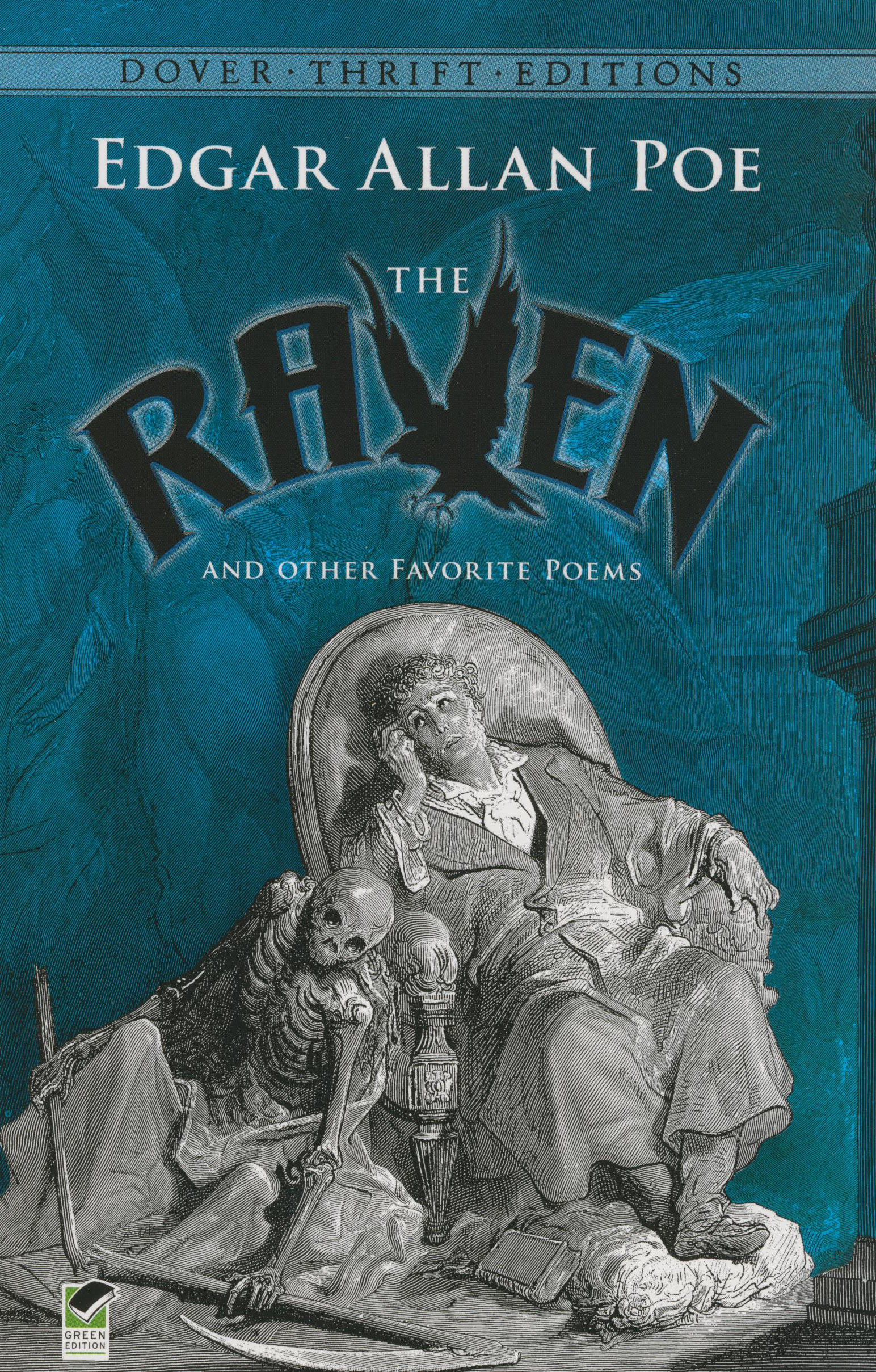The Raven and Other Favorite Poems Paperback Book (NP)