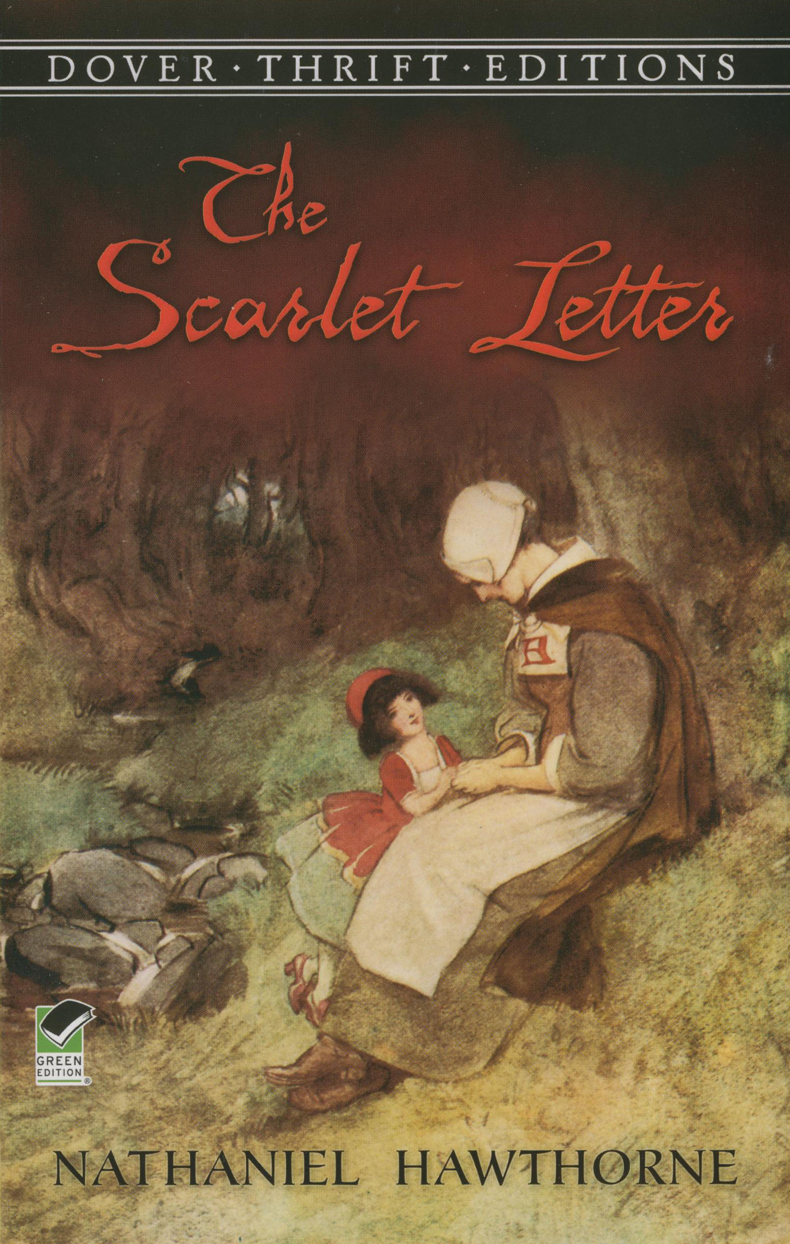 The Scarlet Letter Paperback Book (940L)