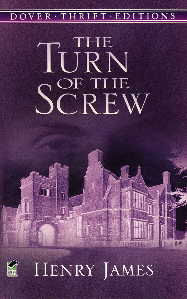The Turn of the Screw Paperback Book (1090L)