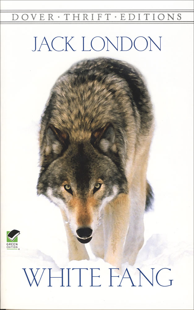 White Fang Paperback Book (970L)