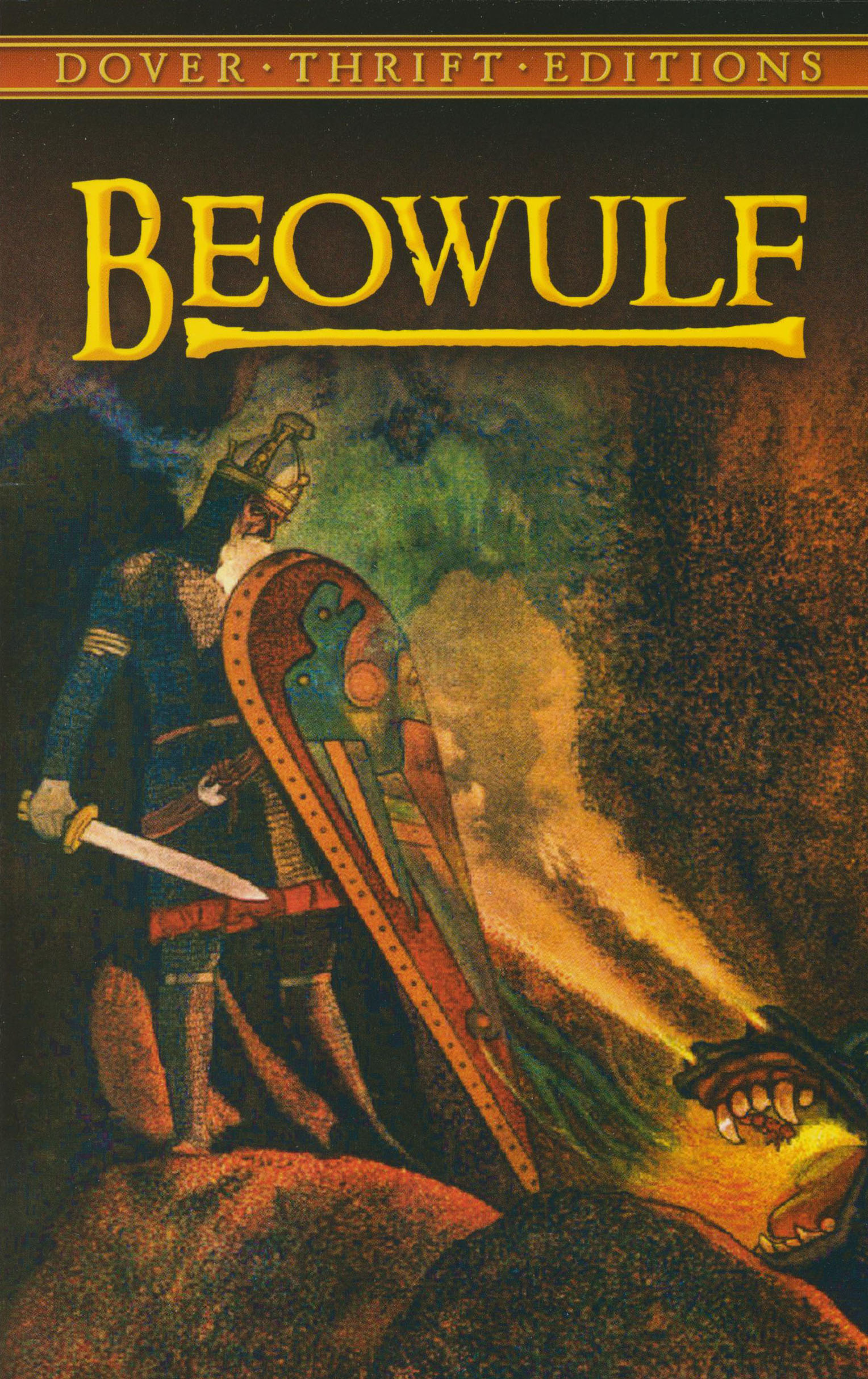 Beowulf Paperback Book (550L)