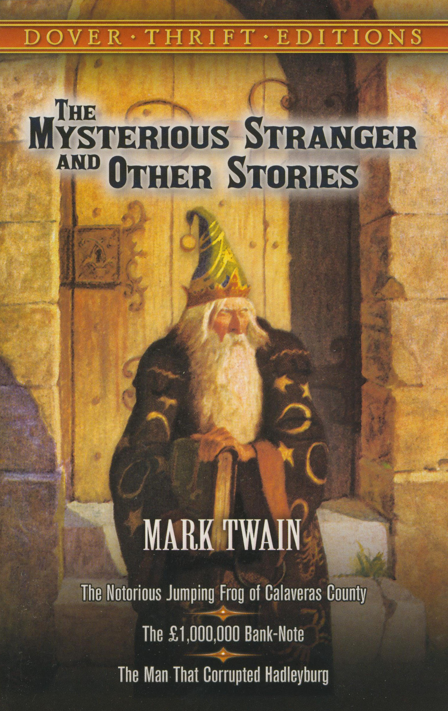 The Mysterious Stranger and Other Stories Paperback