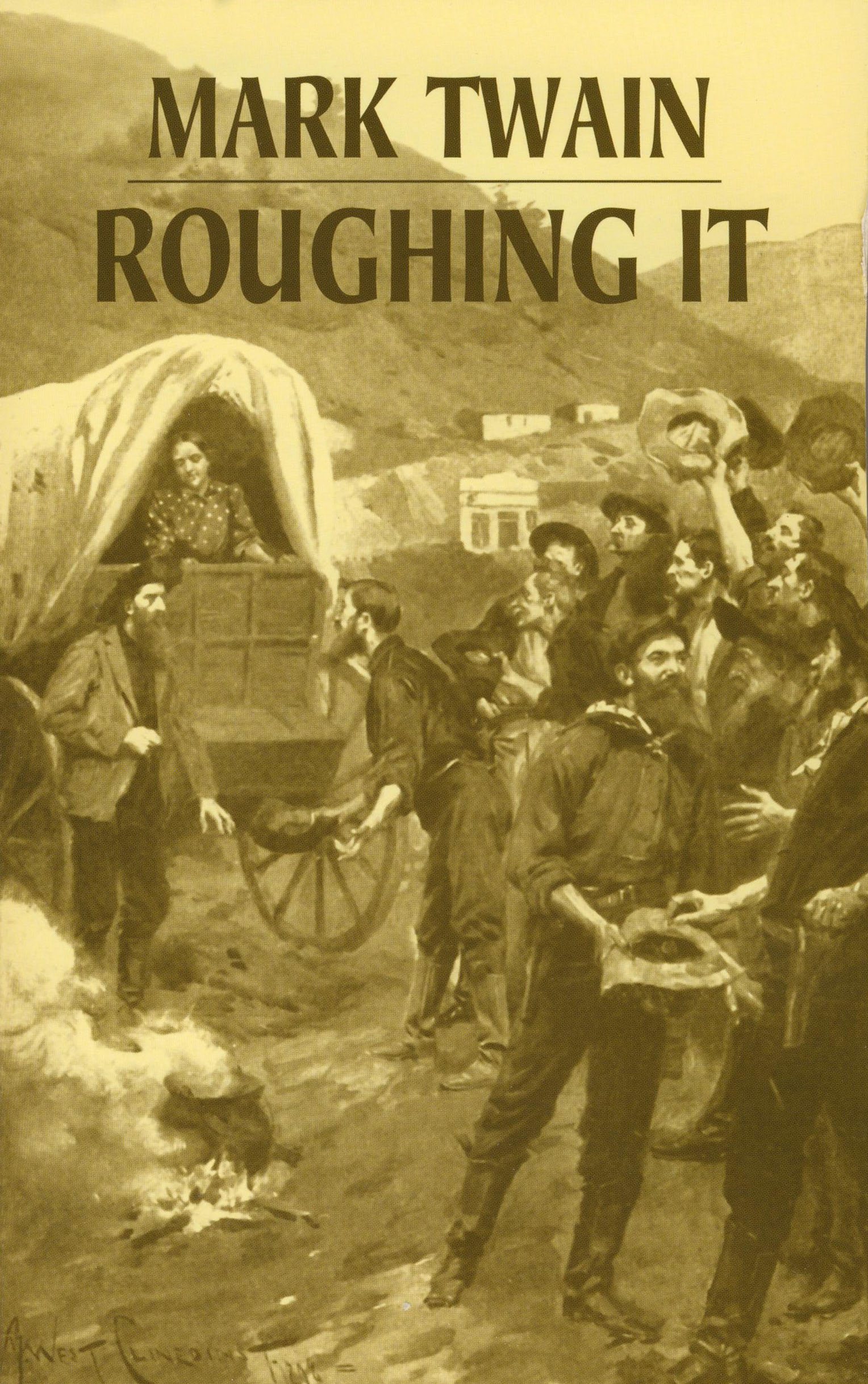 Roughing It Paperback