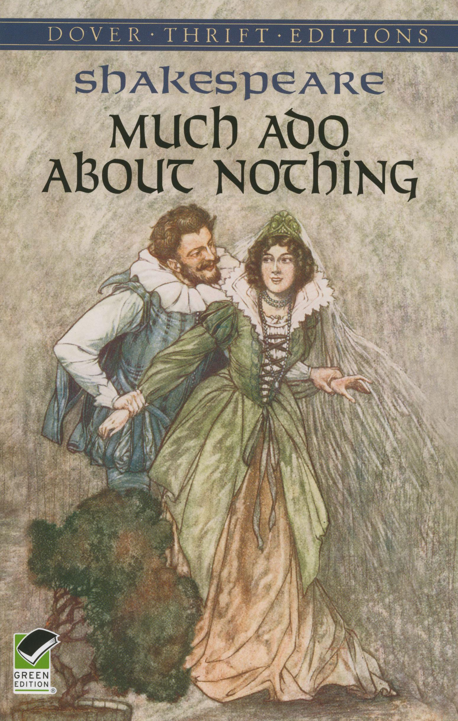 Much Ado About Nothing Paperback Book (NC1020L)