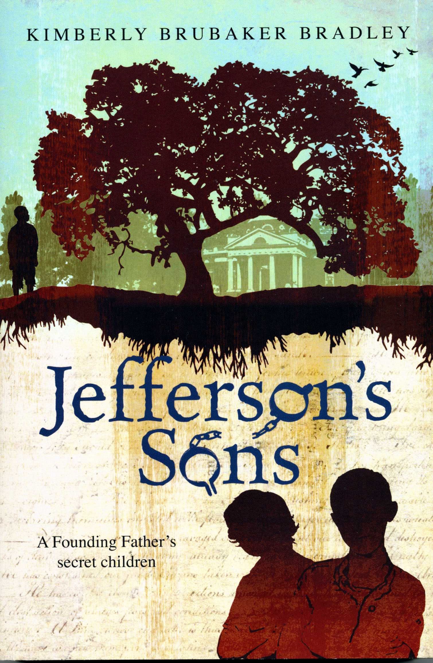 Jefferson's Sons Paperback Book (600L)
