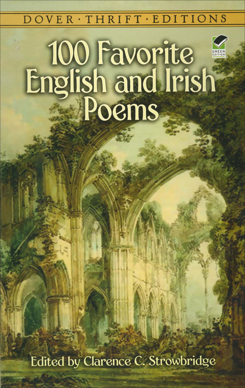 100 Favorite English and Irish Poems Paperback Book (NP)