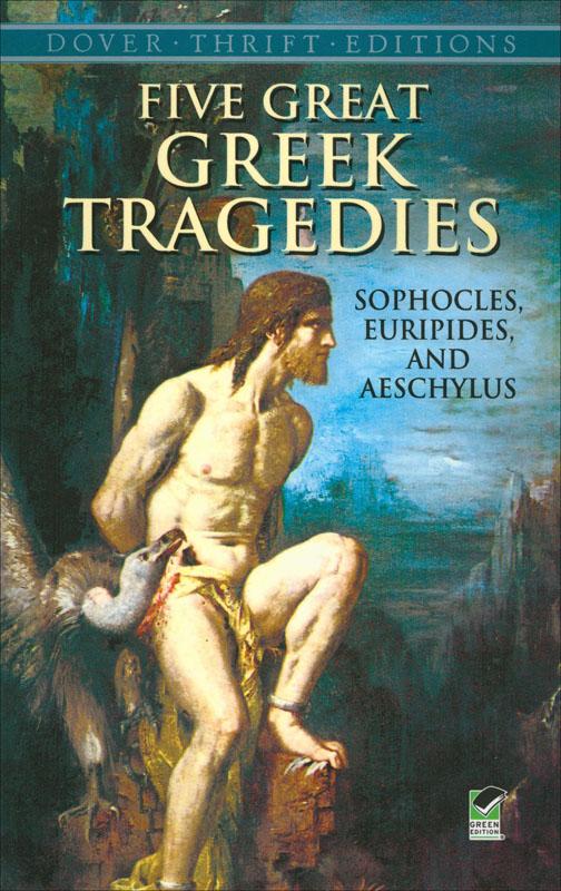Five Great Greek Tragedies Paperback