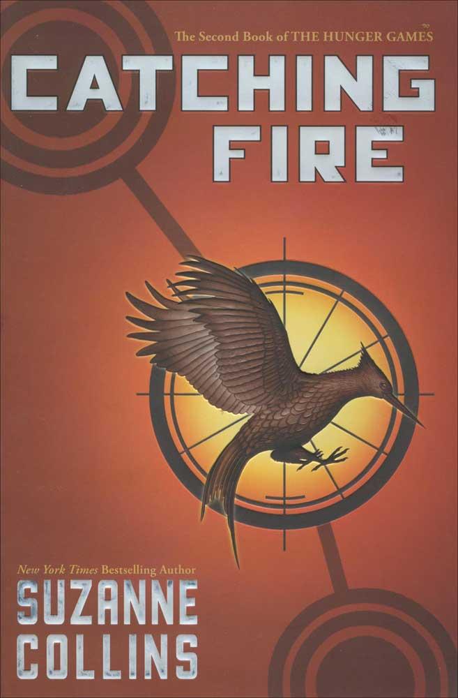 Catching Fire Paperback Book (820L)