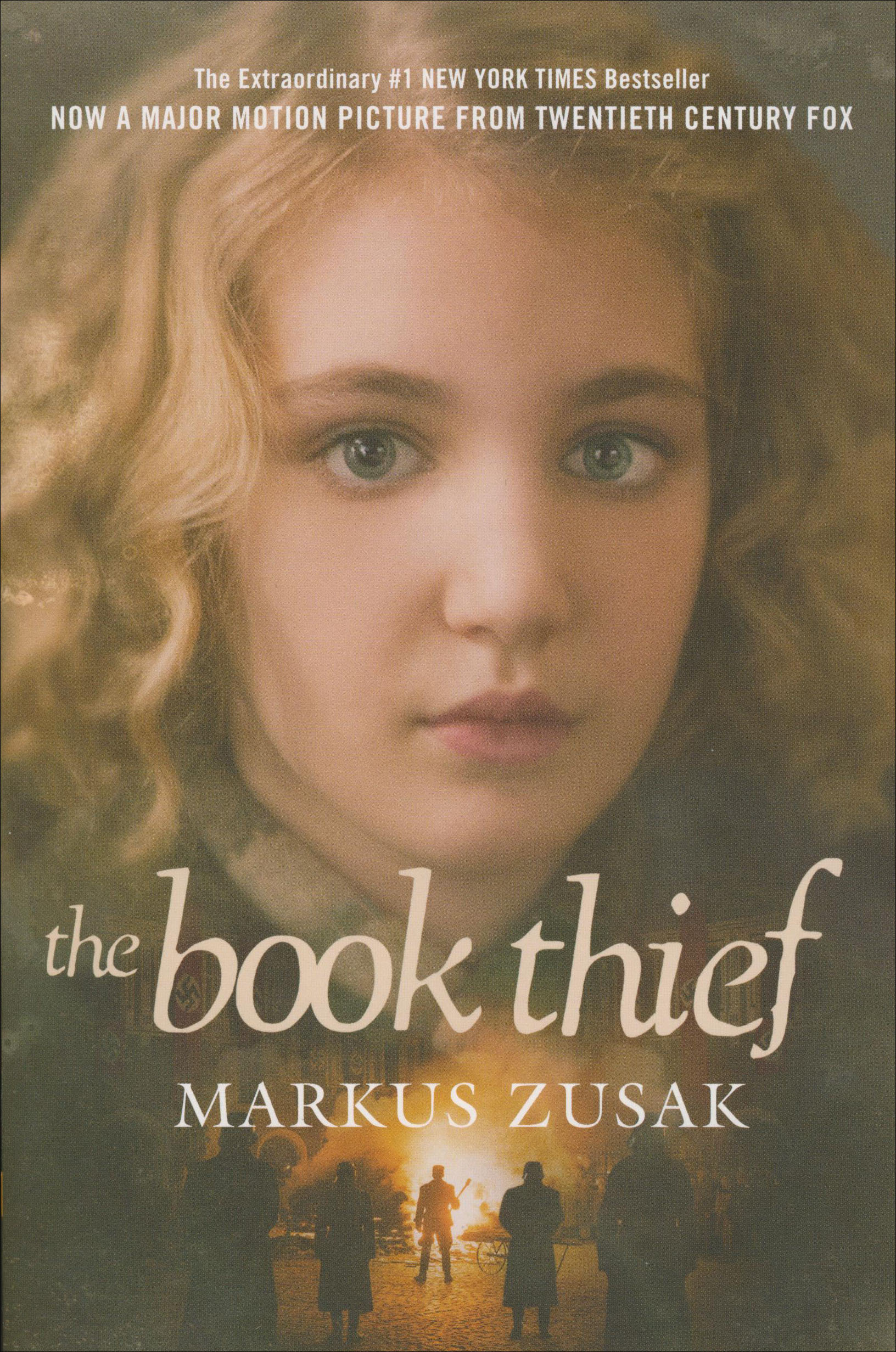 The Book Thief Paperback Book (730L)